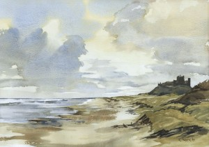 Bamburgh Beach and Dunes RP89